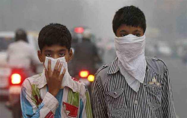 दिल्ली में प्रदूषण का प्रकोप, सिगरेट नहीं पीने वालों के फेफड़ों में भी संक्रमण