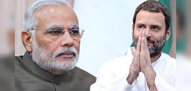 गुजरात चुनाव में बीजेपी को बड़ी जीत मिलने के आसार: टाइम्स नाउ सर्वे