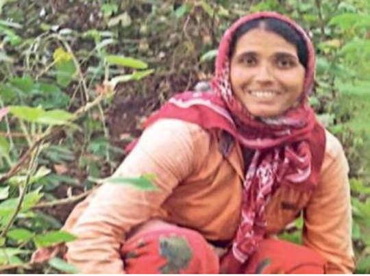 महिला किसान विद्या