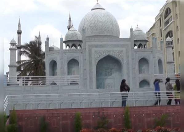 बेंगलुरु का ताजमहल