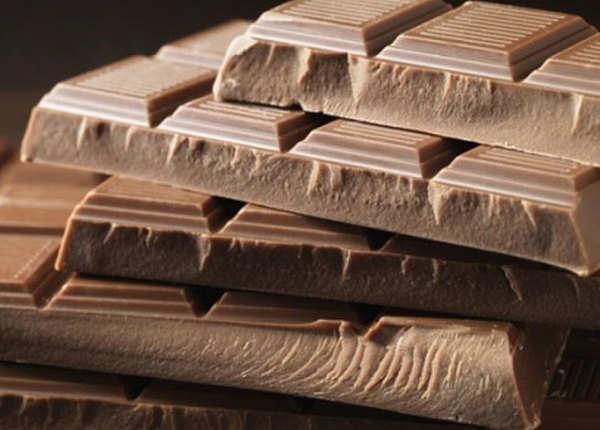 मिल्क चॉकलेट