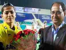 jobless goalkeeper savita hopes asia cup win ends nine year wait