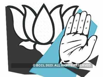 विधानसभा चुनाव में कांग्रेस-बीजेपी के बीच मुख्य मुकाबला