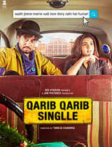 qarib qarib singlle movie review in hindi