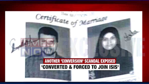 another love jihad case in kerala woman claims she was forcefully converted to islam