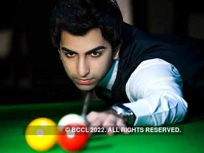 """""""The one trophy I'd like to keep - the IBSF World Snooker Championship trophy which I won in China in 2003. They say your first love is special. Similarly, my first World Title will always hold a special and significant place in my heart and career."""""""