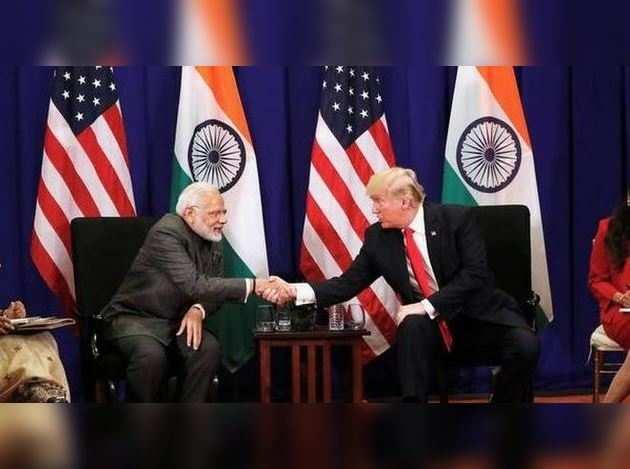 Modi Trump Meeting