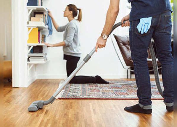 घर के कामों को इग्नोर करना