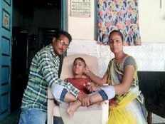 gujarat man seeks euthanasia for ailing 12 year old son