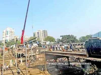 137 साल पुराने हैंकॉक ब्रिज को दिसंबर 2015 में तोड़ दिया गया था।