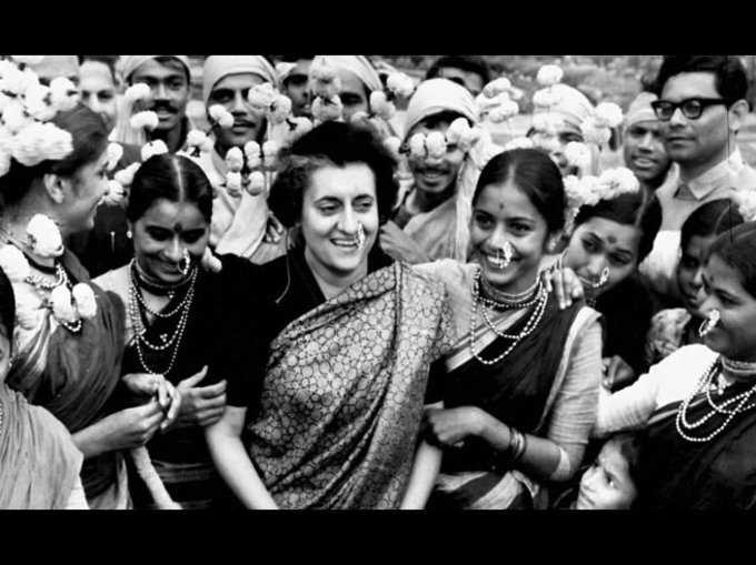 इंदिरा गांधींना आयर्न लेडी का म्हणतात?
