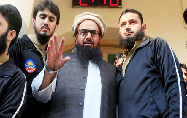US 'deeply concerned' over release of Hafiz Saeed, calls on Pakistan to arrest and charge 26/11 mastermind
