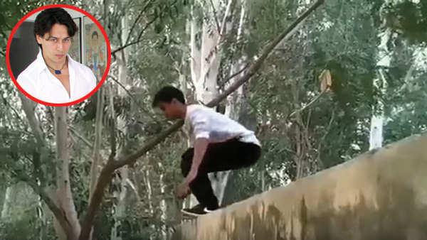 tiger shroff slams fan for attempting a risky stunt