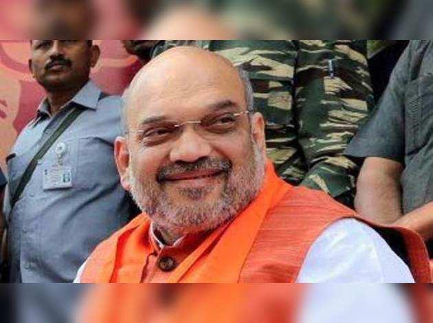 अमित शाह ने गुजरात में 150 सीटें जीतने का किया दावा
