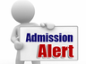 admission alert in jamia millia islamiya