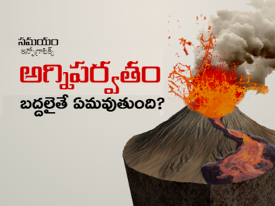 volcanic eruption-Infographic-Telugu3