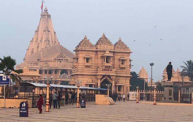 देखें: गुजरात चुनाव में सोमनाथ मंदिर का कितना है महत्व