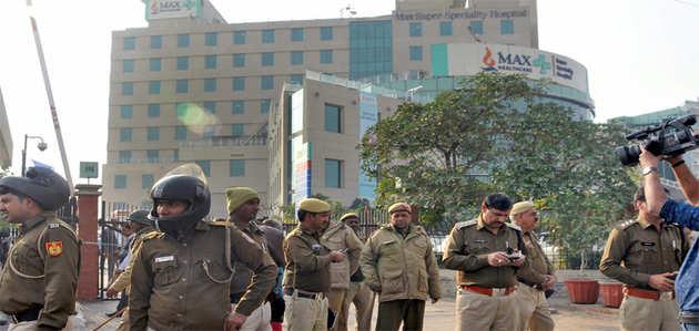 नवजातकेस: मैक्स अस्पताल पर गिरी गाज, दिल्ली सरकार ने लाइसेंस किया कैंसल