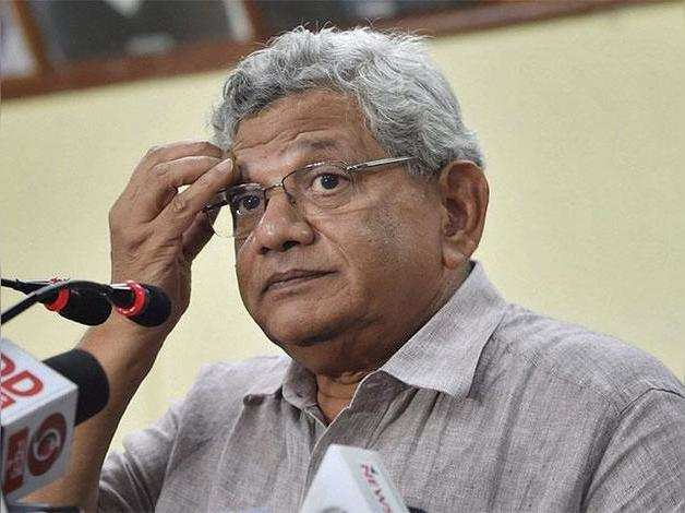 Communist party will not be a part of any alliance: Sitaram Yechuri