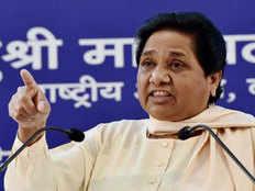 mayawati threaten to become buddhist on nagpur visit
