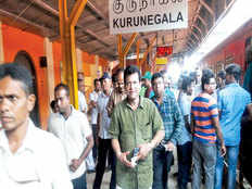 in sri lanka railway station will controlled by army