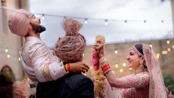 watch inside pictures of virat kohli and anushka sharmas lavish wedding