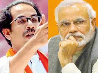 फाइल फोटो: उद्धव ठाकरे और प्रधानमंत्री नरेंद्र मोदी
