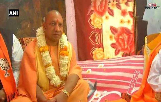 गुजरात की जनता ने मनमोहन के मुंह खोलना और राहुल को मंदिर जाना सिखा दियाः योगी