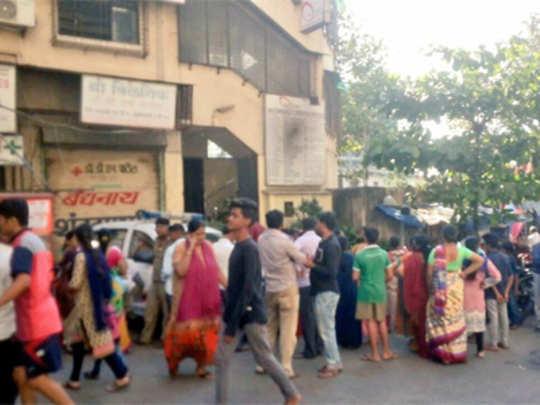 मुंबई: ३० विद्यार्थ्यांना खिचडीतून बाधा