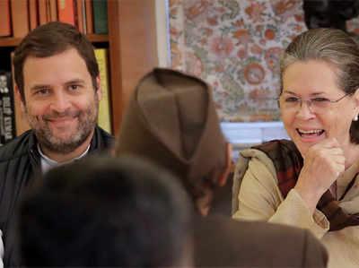 राहुल 'युग' की शुरूआत के साथ ही सोनिया ने किया रिटायरमेंट का ऐलान