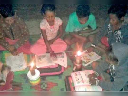 আজও বিদ্যুত্হীন ভাঙড়ের 'ছিটমহল ' সাঁইতলা