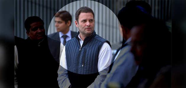 राहुल गांधी ने संभाली कांग्रेस की कमान