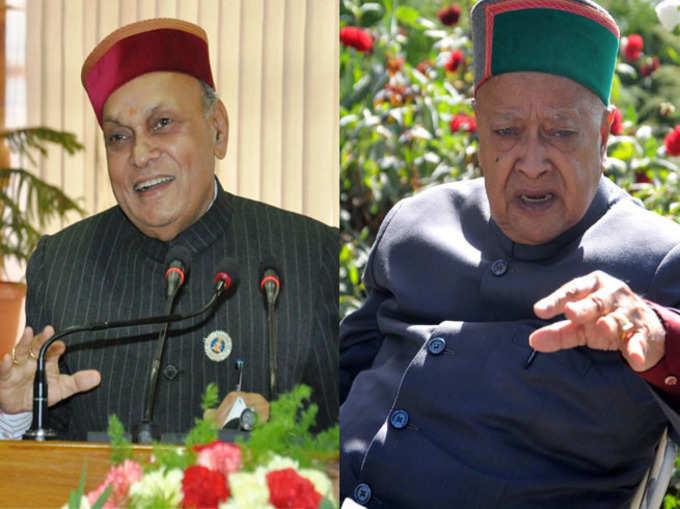 हिमाचल चुनाव में क्या है धुरंधरों का हाल
