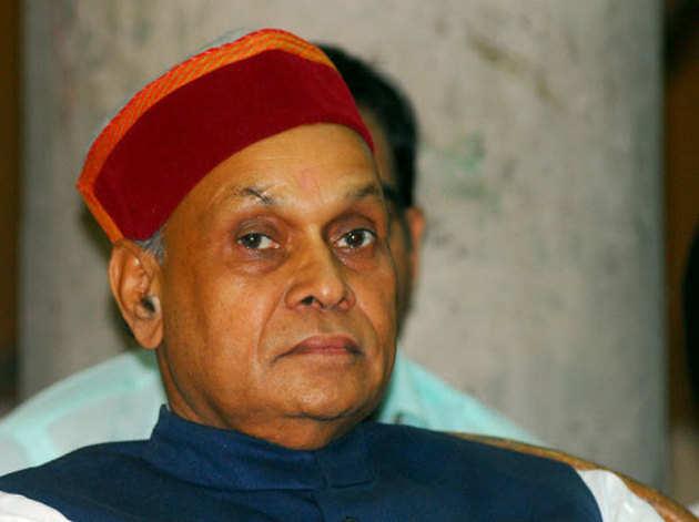 सुजानपुर से चुनाव हारे धूमल