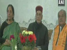 suspense on himachal cm face nirmala sitharaman and narendra tomar held a meeting in shimla