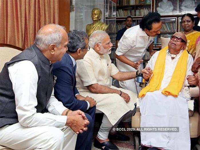 Modi-Karunanidhi