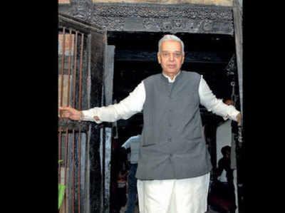 दिवंगत बीजेपी नेता अशोक भट्ट् (फाइल फोटो)