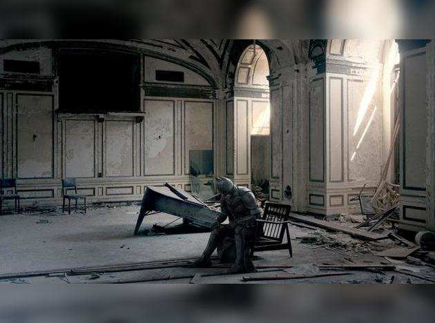 Poetic-Photos-Of-Batman-In-Abandoned-Places
