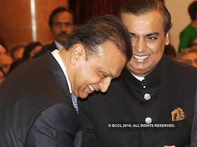 On father's birthday, Mukesh Ambani gives Anil Ambani Rs 23,000 crore relief