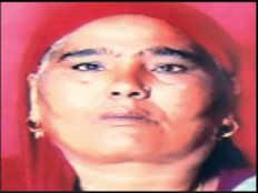 hospital demanded aadhar for treatment widow of martyr dies in sonipat