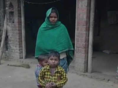 पति के इलाज के लिए मां ने किया बच्चे का सौदा