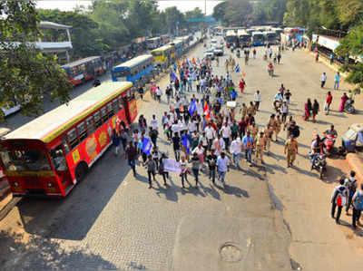 पुणे हिंसा के बाद राज्य में बना था तनाव