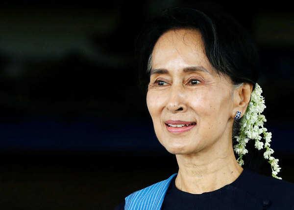आंग सान सू ची का भारत से है खास रिश्ता
