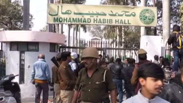 amu scholar suspended for joining hizbul mujahideen