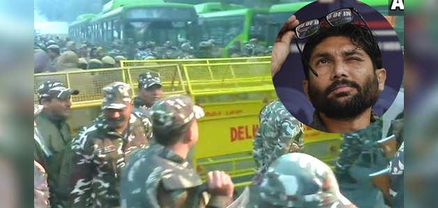 दिल्ली में जिग्नेश मेवाणी की रैली को नहीं मिली पुलिस की मंज़ूरी