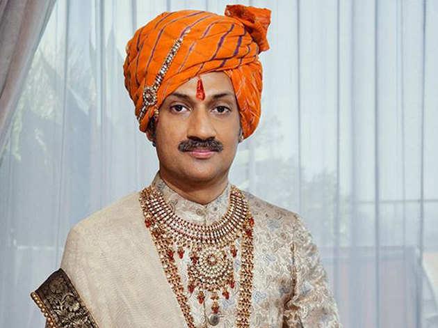 राजपिपाला के 'गे प्रिंस' मानवेंद्र सिंह गोहिल