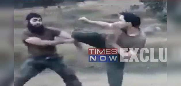 कश्मीरी नौजवानों को ट्रेनिंग देते जैश-ए-मोहम्मद का नया विडियो आया सामने