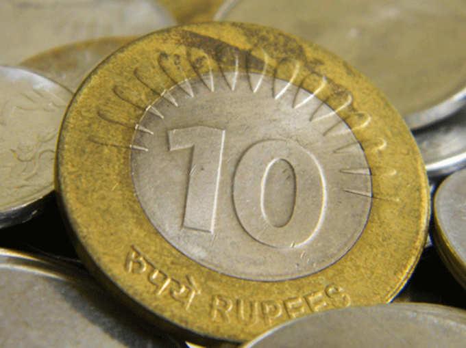 १० रुपयाच्या नाण्याच्या वेगवेगळ्या १४ डिजाइन