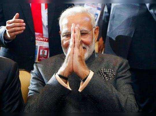 दुनिया के बड़े कारोबारियों को इंडियन इकॉनमी का दमखम बताएंगे मोदी
