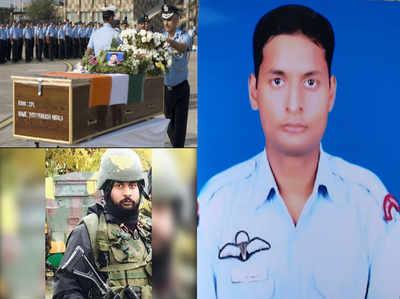 मरणोपरांत वायु सेना के कमांडो ज्योति प्रसाद निराला को अशोक चक्र